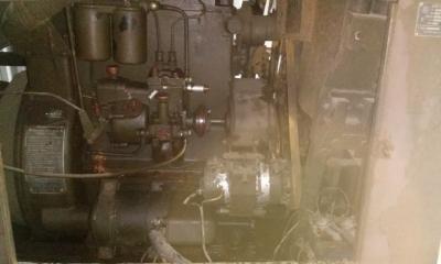 Agregat Prądotwórczy PAD 16