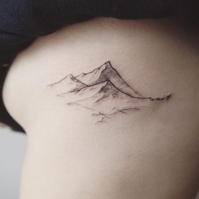 25+ Best Ideas About Rib Cage Tattoos On Pinterest