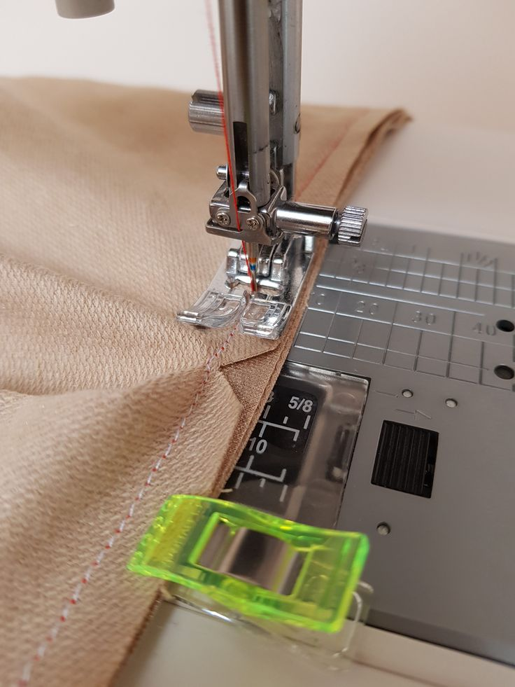 Shirt sewing neck cuffs   – Nähen für Anfänger Ideen