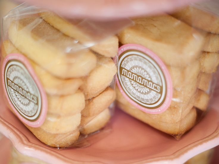 Mama's shortbread biscuits are the best, but when they are not to be had, there's Mamamac's. Dip in tea or coffee for maximum just-like-home comfort. Buy here: http://ow.ly/HecT30cvtEb