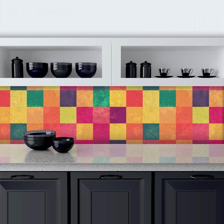 1000 ideas about k chenr ckwand glas on pinterest. Black Bedroom Furniture Sets. Home Design Ideas