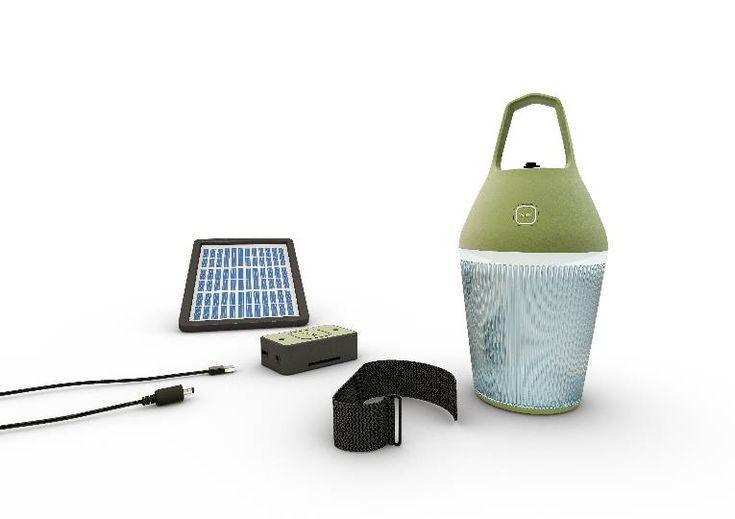 O'Sun Nomad portable solar light system
