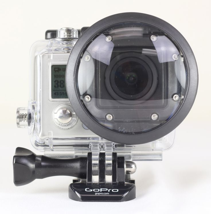 GoPro Hero3 Macro Lens :: Express Post Delivery In Australia