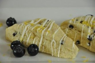 White Chocolate Lemon Scones Visit my website to get your DCD ingredients…