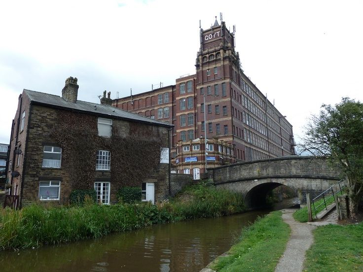 Goyt Mill, Marple