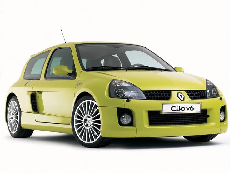 Clio Sport V6
