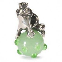Trollbeads Frog Prince DE61701