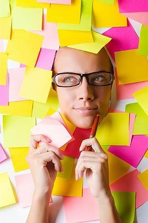 Zettelwirtschaft adé - mit einfachen Techniken kann jeder sein Gedächtnis trainieren http://www.focus.de/gesundheit/ratgeber/gehirn/training/die-besten-vergesslichkeitskiller-so-merken-sie-sich-wieder-alles_id_4268173.html