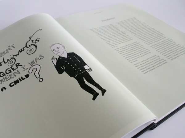 Dannys Cookbook by Lawrence Hansford, via Behance