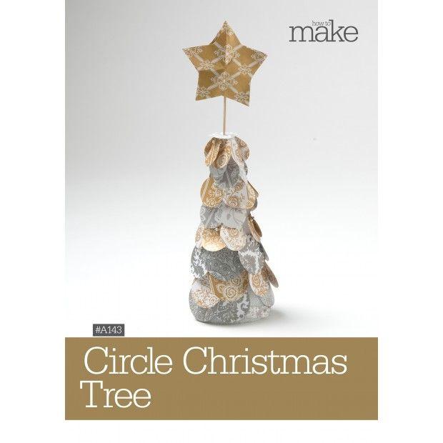 Circle Christmas Tree-
