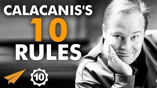 Jason Calacanis Interview - Jason Calacanis's Top 10 Rules