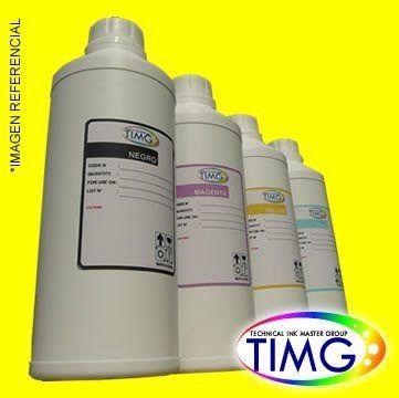 Tintas por litro para impresoras, certificadas 9001 y 14001 Hechas en korea, 6 Colores CYMK LMLC para Epson serie L y sistemas continuos valor litro 5.290 - Valor 20 litros 4.899 - Valor 80 litros 4.289 - Valores con iva incluido.