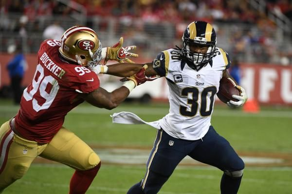 Complete watch guide to the Los Angeles Rams vs San Francisco 49ers game, including when and where to watch, series history, matchups and…