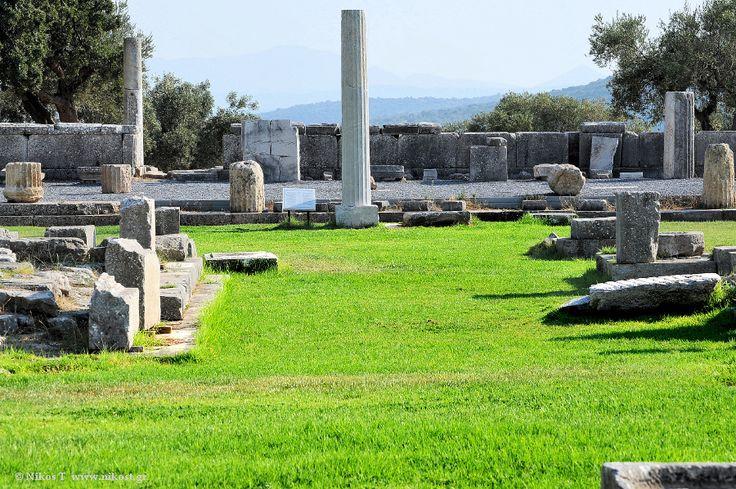 Ancient Messina (Ithomi)