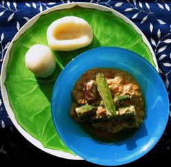 how to cook egusi soup without palm oil