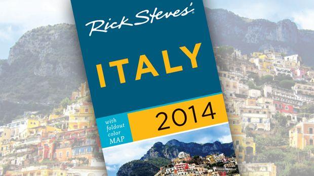 Rick's favorite corner of Europe = Italy!