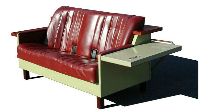 couch made from an old refrigerator 6 things to do with an old refrigerator  Read more: http://www.mnn.com/lifestyle/recycling/stories/6-things-to-do-with-an-old-refrigerator#ixzz3dBVIsOLS