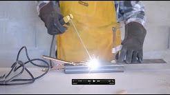 Poste à souder aluminium Telwin MIG 180A - YouTube