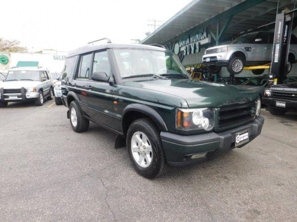 2003 Land Rover Discovery in Santa Monica, CA