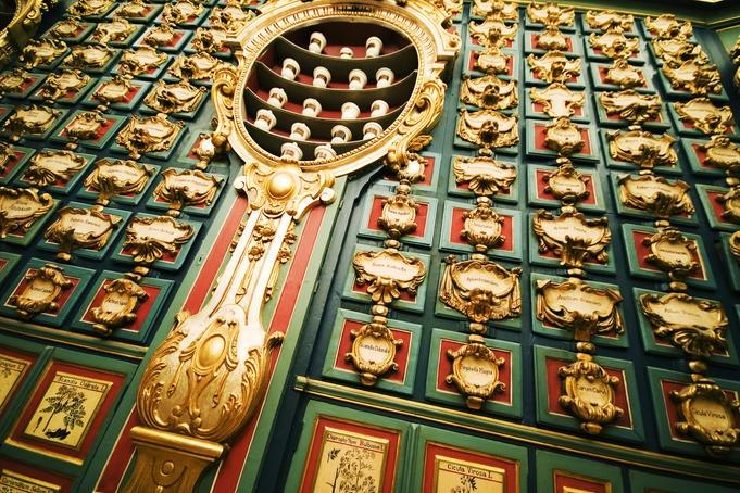Real Botica Palacio Real, Madrid www.patrimonionacional.es/colecciones-reales/categorias/371
