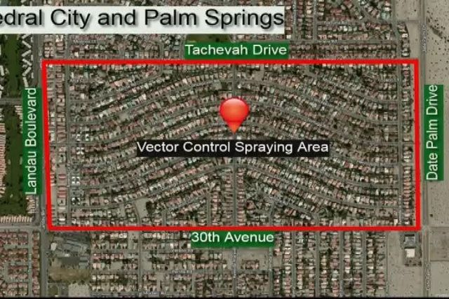 #Vector Control steps up eradication measures after Valley woman contracts Zika - KESQ: KESQ Vector Control steps up eradication measures…
