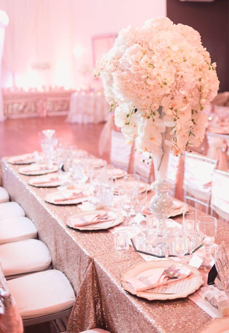 Top Orlando wedding photographer and videographer captures blush pink wedding at Crystal Ballroom Veranda in metro west
