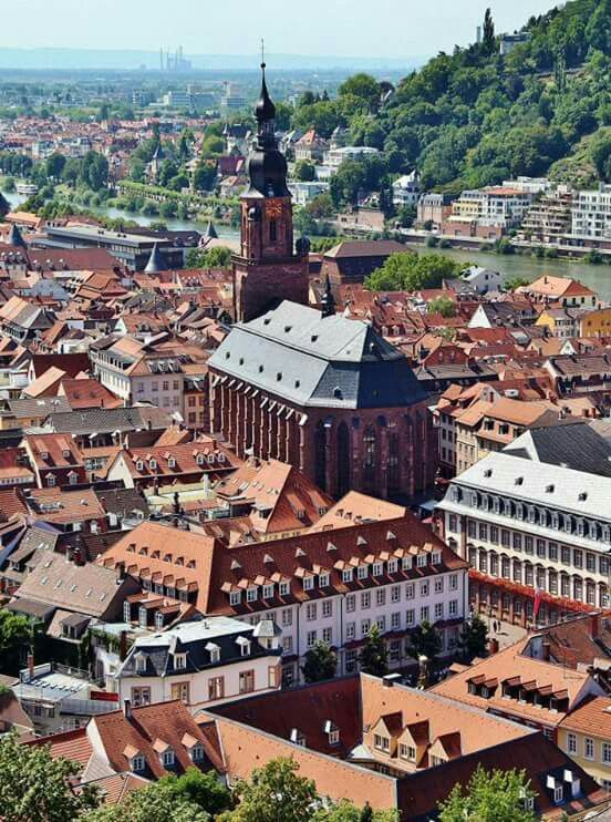 Heidelberg. Alemania