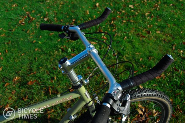 Bicycle Times First Impression: Velo Orange Camargue touring bike