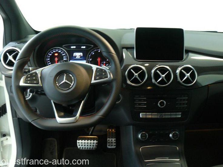 Voiture occasion Mercedes Classe B 180 CDI Fascination 7G-DCT, 29900 euros, 17400 km, année 2015, ORVAULT (Loire-Atlantique 44), annonce professionnel, Monospace, 109CH, 6CV, 5 Portes, 5 Places, Premiere Main, Clim. auto, Diesel, Boite de vitesse automatique,...