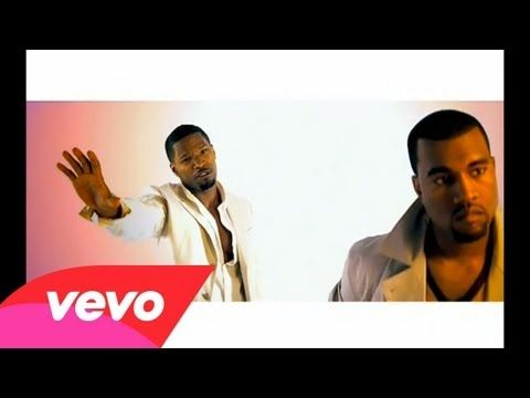 """Kanye West - Gold Digger ft. Jamie Foxx  I <3 Kanye West - Yeezy and Kim Kardashian together. Like DUH.....I can not believe for one second folks thought these two would not sign a prenuptial agreement. This is the dude that sung """"We Want Prenup""""."""