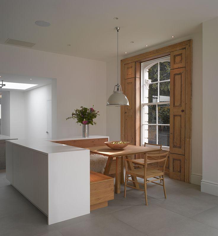 Elegant Roundhouse Clapham Bespoke Kitchen Showroom