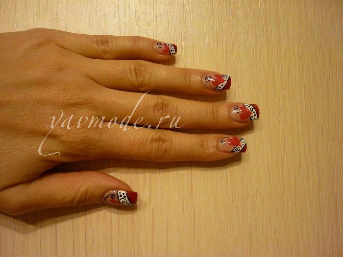 Дизайн ногтей. Мастер-класс: как нарисовать сердечки на ногтях?   По вопросам сотрудничества и мастер-классов: anna1156@yandex.ru  .   Автор: Творческая Анна    Дизайн ногтей, нейл-арт, необычный рисунок, креативный маникюр, нейл-арт, дизайн ногтей, ногти, ноготки, nail art, nails, nail ideas, сердечки на ногтяхх