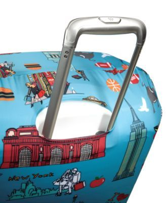Samsonite Nyc Large Luggage Cover - Nyc