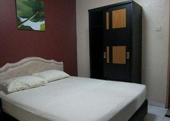 kamar hotel davinci puncak pass