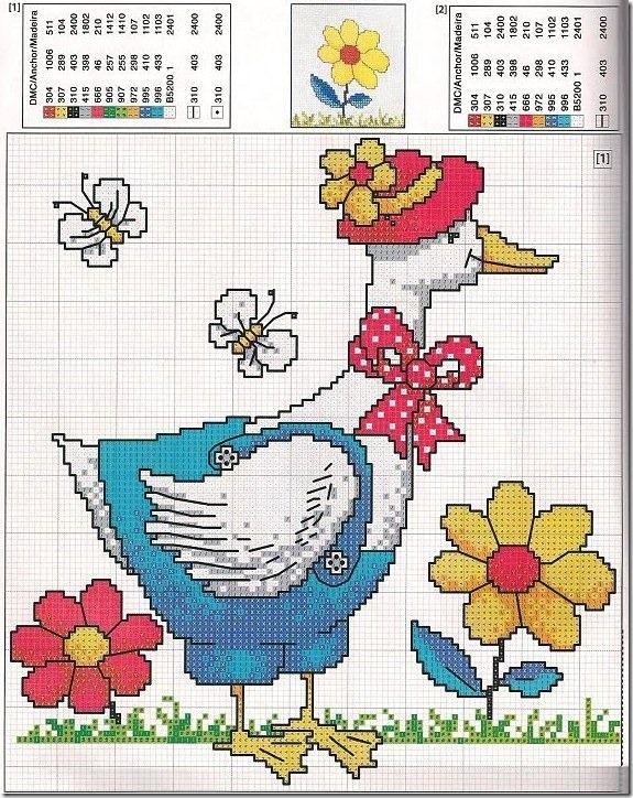 http://www.graficodepontocruz.com.br/2012/06/patinhos-para-bordado-ponto-cruz.html