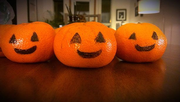 #DIY: Comment faire une décoration de table d'#Halloween au magasin du dollar | Décormag
