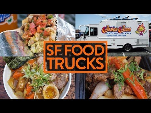 SAN FRANCISCO FOOD TRUCK CRAWL  Fung Bros Food