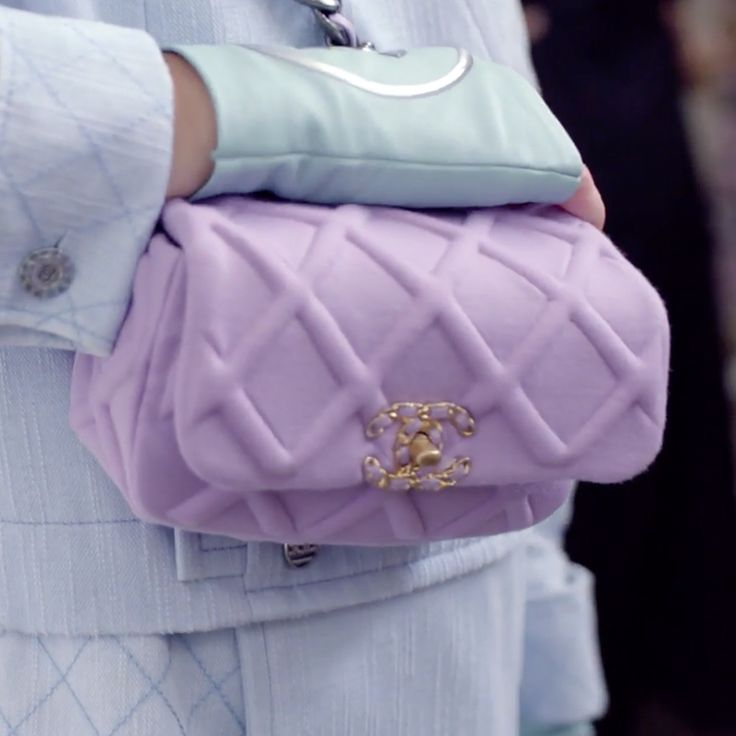Chanel Cruise 2020 Bag Preview
