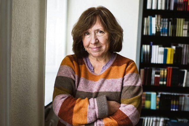Нобелевский лауреат Светлана Алексиевич советы писателям как писать | Вдохновить на роман