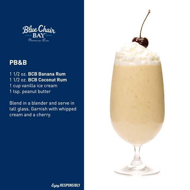 blue chair bay banana cream rum review expert event