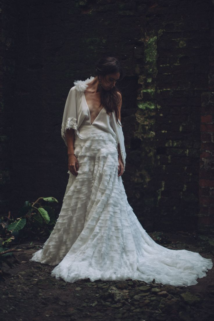 The Polaris gown from our Constellation bridal collection  Photography www.thewoods.photography