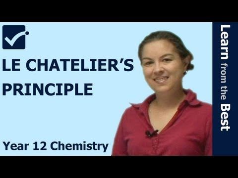 √ Le Chatelier's Principle - Acidic Oxide in the Atmosphere - Acidic Environment - HSC Chemistry  Comments for SNS sharing: Prime Online Tutor explains about Le Chatelier's Principle. Visit for more videos at http://www.primeonlinetutor.com/CD2 CD3211 http://youtu.be/ncXqPWGByfs
