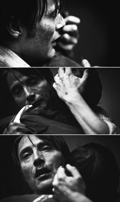 Hannibal: I gave you a rare gift. But you didn't want it.