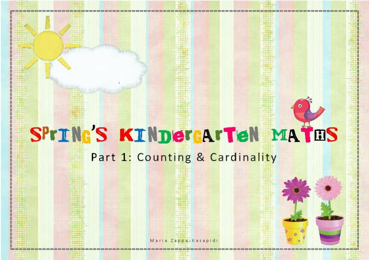 That 23 pages file is perfect for your spring-break maths review. It's the first part and covers the stadards of Counting & Cardinality. http://www.teacherspayteachers.com/Product/Kindergarten-spring-maths-review-part1-1179738