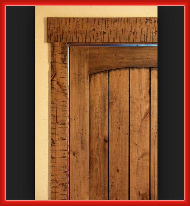 Rustic Door Trim   Google Search