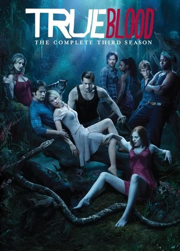 14,95e True Blood - kausi 3