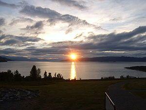 Norway: Land of the Midnight Sun #Norway #midnight #sun