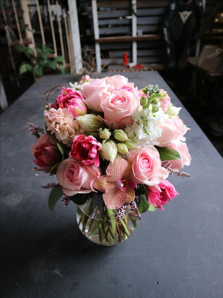 Pretty blushing pinks #beautifulflowers #pinkflowers #sydneyflorist