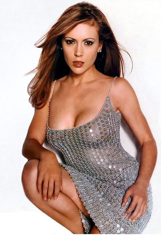 Image Result For Alyssa Milano Sexy Celebrity In 2019