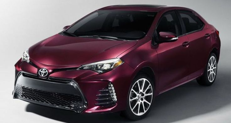 2017 Toyota Corolla – More Attractive Than Ever